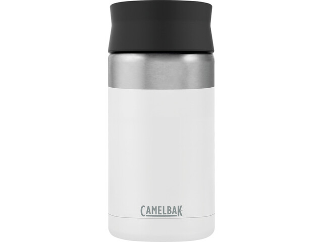 CamelBak Hot Cap Bouteille isotherme en inox 300ml, white